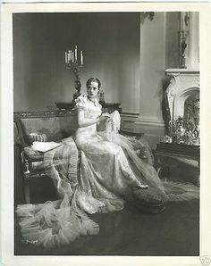 "Elsa Lanchester plays the author of Frankenstein, Mary Shelley in ""Bride of Frankenstein""."