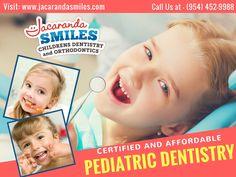 Pediatric Dental Specialists in Plantation