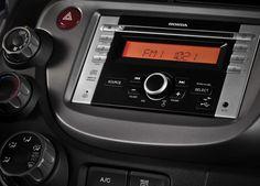 Honda Fit Twist - Ar-condicionado e sistema de áudio premium