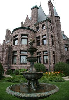Van Dusen Mansion / Mansion Mansion Mansions Architecture