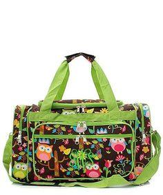 bf81aa568e11 Duffle Bags. Duffle Bag PatternsOwl PatternsOwl PrintTravel ToteDuffel ...
