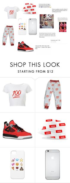 """""""Ain't Got Time For That"""" by swaggmaster1994 ❤ liked on Polyvore featuring Retrò"""