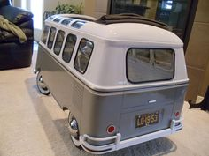 VW 21 window pedal car