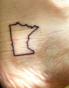 Minnesota love. Home is with me even when I am miles away.
