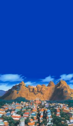 Anime Scenery Wallpaper For Phone Naruto Shippuden Sasuke, Anime Naruto, Konoha Naruto, Wallpaper Naruto Shippuden, Itachi, Otaku Anime, Boruto, Gaara, Manga Anime