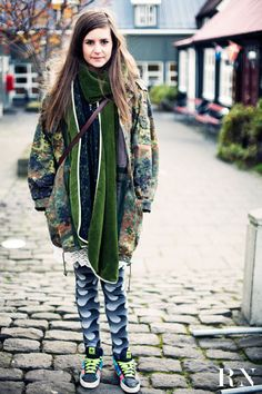 Reykjavik Street Fashion