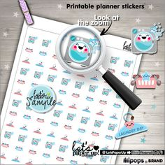 Laundry Stickers, Printable Planner Stickers, Erin Condren, Kawaii Stickers, Basket Stickers, Hanger, Planner Accessories, Cute Stickers