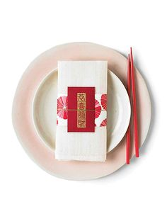 Chinese New Year Envelope Place Setting                                                                                                                                                                                 More