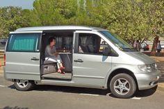 À vendre Vito Marco Polo 112 CDI BVA