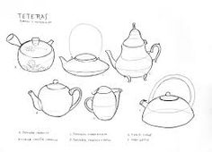 El Escondite: a tea set inspired by the game of hide-and-Seek Asian, Cupping Set, Tea Set, Sketches, Pictures, Google Search, Teapots, Inspiration, Designers