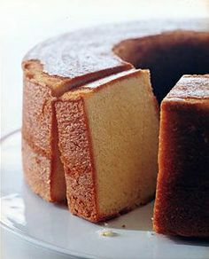Elvis Presley's Favorite Pound Cake - very moist and easy to make -- It is a delicious pound cake and can be the base for many desserts. Sometimes I add a couple of teaspoons of almond extract..jpg