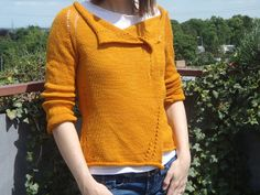 Ravelry: CarinCoralie's Safran and Ochre