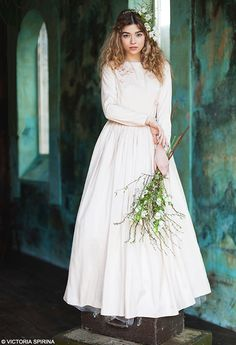 Victoria Spirinna Bridal | Raya #tznius #modest