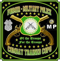 US Army Military Police Corps.