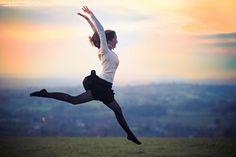 Jump photograph #38