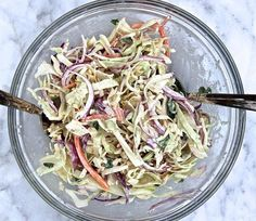Official Whole30® Spicy Mexican Coleslaw