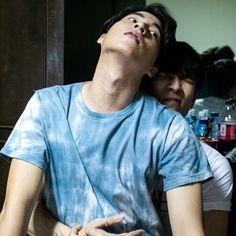 TharnType the series 👬❤ Mew Suppasit & Gulf Kanawut Boys Like, My Boys, Asian Meme, Taiwan Drama, Thai Drama, Drama Series, Asian Actors, My Memory, Asian Boys