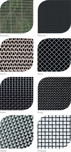 Metal Mesh for Architecture