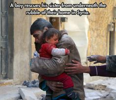 The true meaning of love…THANK YOU Hero brother for saving your sister!!!!!!
