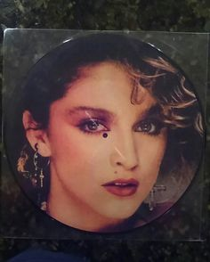 Check out this item in my Etsy shop https://www.etsy.com/listing/289716863/very-rare-vintage-madonna-1985-promo