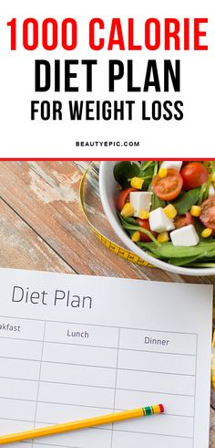 If you are looking for fast and effective results for weight reduction, then this 1000 calorie diet is the right option for you. It provides the body with 1000 Calorie Meal Plan, 1000 Calories A Day, 1000 Calorie Diets, Very Low Calorie Diet, Low Carb, Keto Diet Plan, Diet Meal Plans, Paleo Diet, Meal Prep