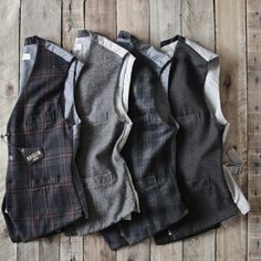 Choose your favourite Style with Briglia #Gilet