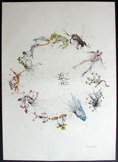 El Zodiaco de SalvadorDalí