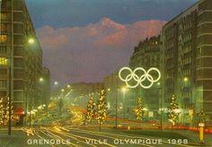 Grenoble | Grands Boulevards | 1968