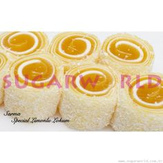 Sarma Limonlu Special Lokum Grapefruit, Sweet Tooth, Cookies, Desserts, Food, Crack Crackers, Tailgate Desserts, Deserts, Biscuits