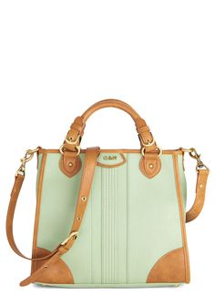 Ollie & Nic Pastel Working Wonderful Bag from ModCloth. Saved to Epic Wishlist. Shop more products from ModCloth on Wanelo. Bags Online Shopping, Shopping Bag, Vintage Bags, Retro Vintage, Fashion Bags, Fashion Accessories, Tan Bag, Purses And Bags, Women's Bags