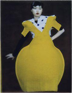 Sarah Moon, Monette for Comme des garçons, 2007
