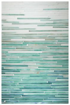 Complete Tile Collection Katami Glass Mosaic Tile, Mist Blend - Opal, Aqua, Turquoise & Peacock Topaz, MI#: 241-G2-268-035, Color: Opal, Aqua, Turquoise, Peacock Topaz