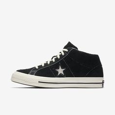 4d84aed9180b28 Converse One Star Shoes  Mid   Low Top. Converse