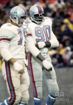 George Webster ( 90) Houston Oilers ab6d92d08