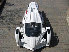 Aero 3S T-rex White