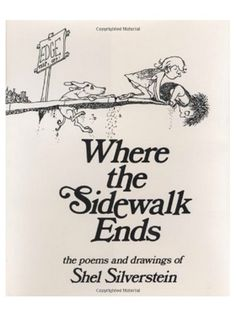 Where the Sidewalk Ends #baby #books
