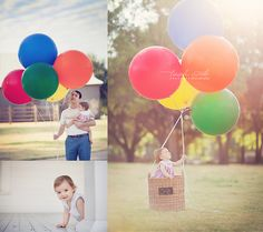 Fabulous 1 year old session!