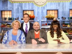 Here's to a Sweet Season Ahead with the New Series Spring Baking Championship