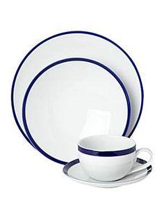 Pacific dinnerware
