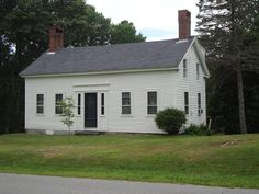 1850 Cape Cod - Lovely, Restored Historic Cape Cod in Nobleboro, Maine