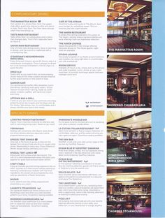 Page 20 - Dining Venues on Norwegian Breakaway