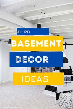 Basement Decor ! Tips For Styling Your Dream Basement #basementdecor #basement Basement Decorating, Basement Ideas, Decoration, Diy Home Decor, Design Ideas, Decor Ideas, Elegant, Amazing, Pretty