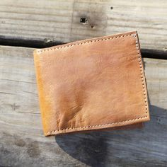 How to wage war against economic injustice and look good doing it: These sturdy HaitiMade leather wallets make the perfect gift for any rugged man, and provide fair jobs for communities.