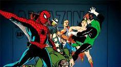 Spiderman y sus amigos