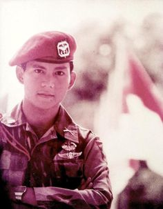 Prabowo Subianto Willing To Be A President This Is What His Teacher Said. Timor Timur, Sylvester Stallone, Old Pictures, My Hero, Air Force, Presidents, Dan, Teacher, Military