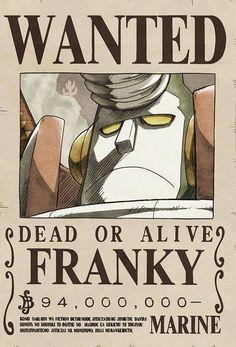 "| ""Cyborg"" Franky | Dressrosa Episode 746 |"