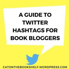 Twitter Hashtags for BookBloggers