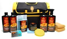 Pinnacle Complete Detailing Bag Kit *** See this great product.