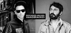 Boys Noize y Mr. Oizo retoman Handbraekes /Por #HYPE #HYPEméxico