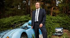 Midsomer Murders - - Episode Death in the Slow Lane Detective, John Nettles, Midsomer Murders, Cozy Mysteries, New Series, Crime, Mystery, Death, Suit Jacket